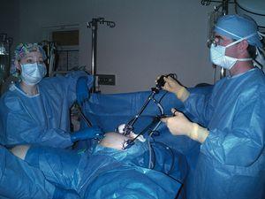 Лопароскопия