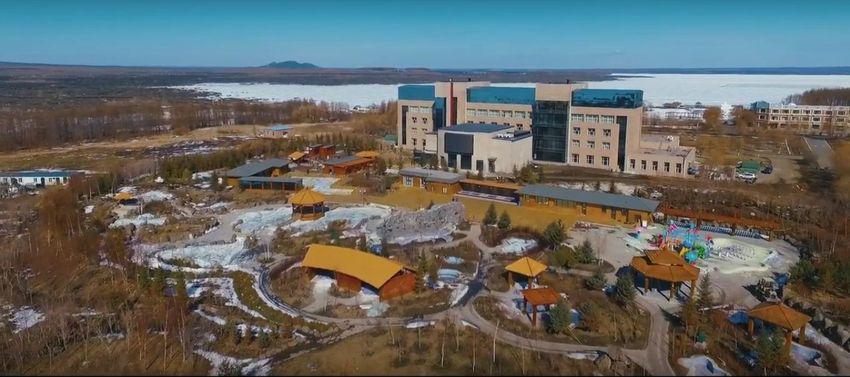 Международный водный центр в Удалянчи