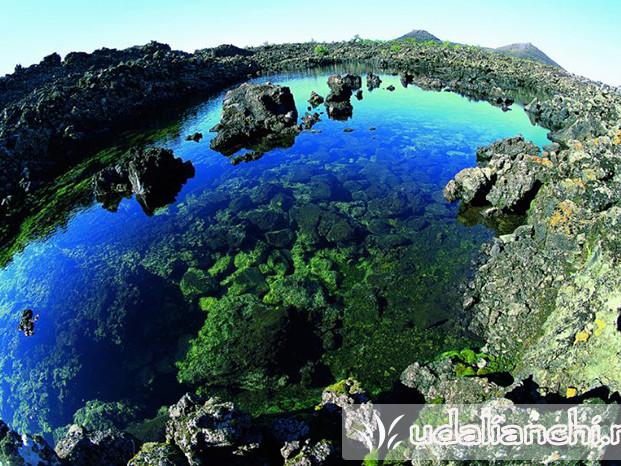 Озеро в Удалянчи